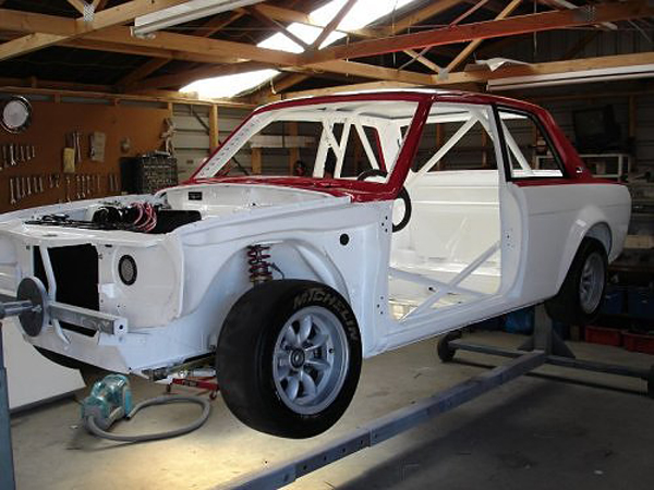 Datsun Race Car Build Build Threads