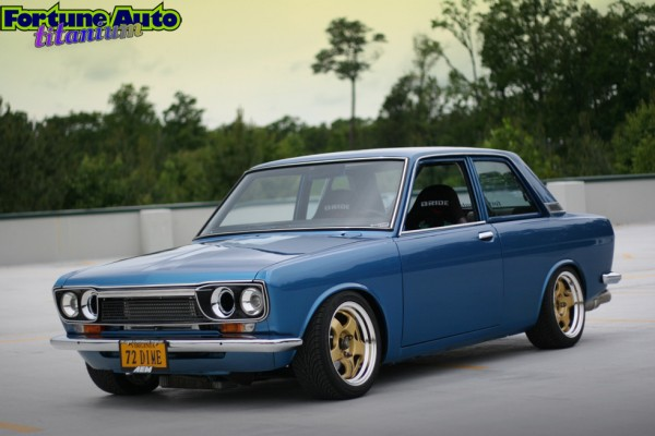 Kevin s Datsun 510 in our