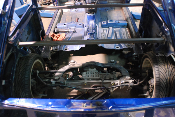 Eurowise AWD Mk1 GTI – Build Threads