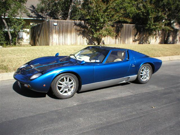 Miura Replica Build Threads