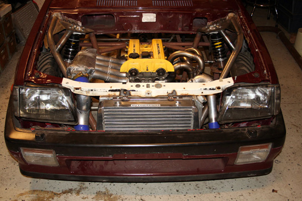 Suzuki Swift Engine