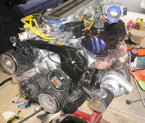 Z31 300ZX Drift Car