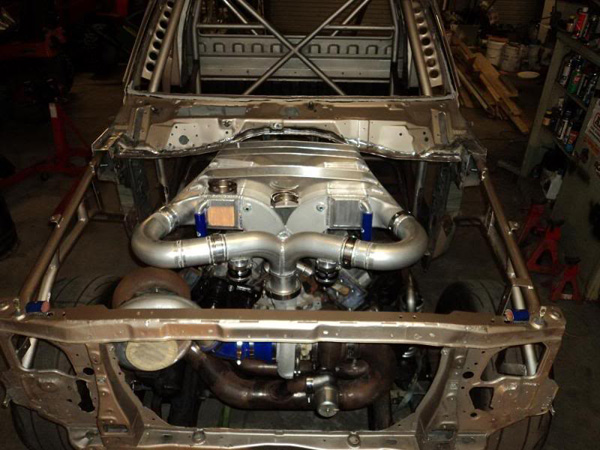 Nissan Patrol Duramax V8TT – Build Threads