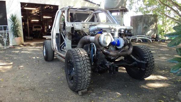 on Twin Turbo Duramax Chevelle