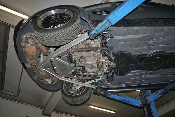 VW Beetle / Porsche Boxster – Build Threads