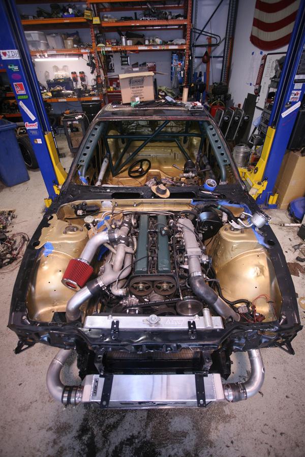 1JZ S13 – Build Threads