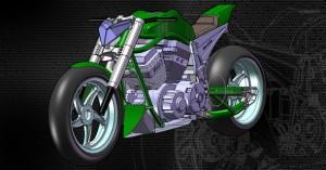 CNC-bike