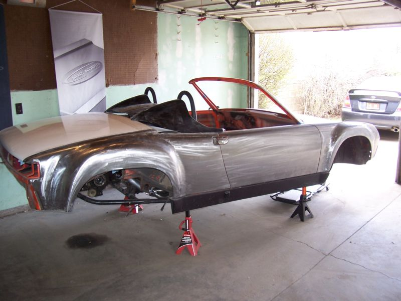 Build Your Own Subaru >> WRX-powered tube-framed Porsche 914 – Build Threads