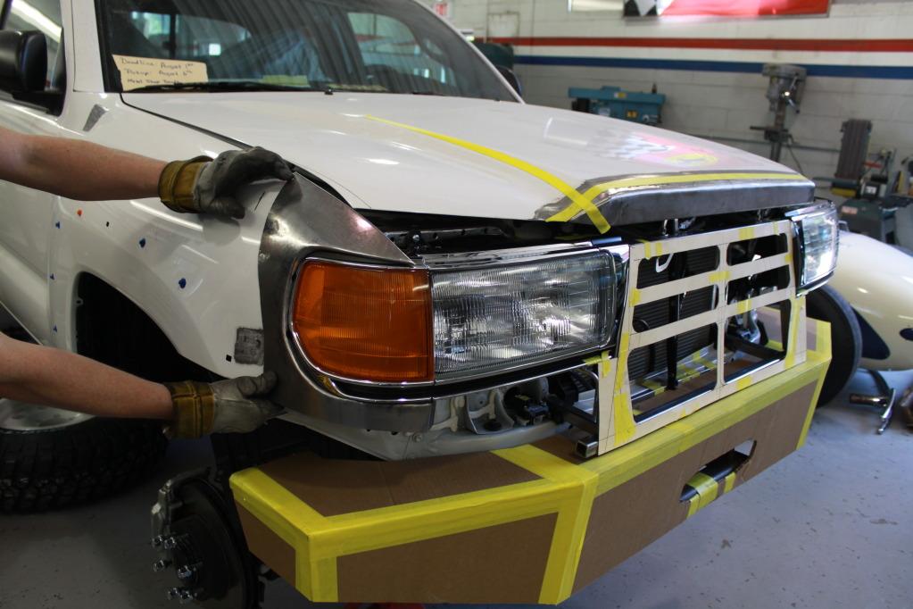 Build A Toyota >> Retromod Toyota Tacoma Build Threads