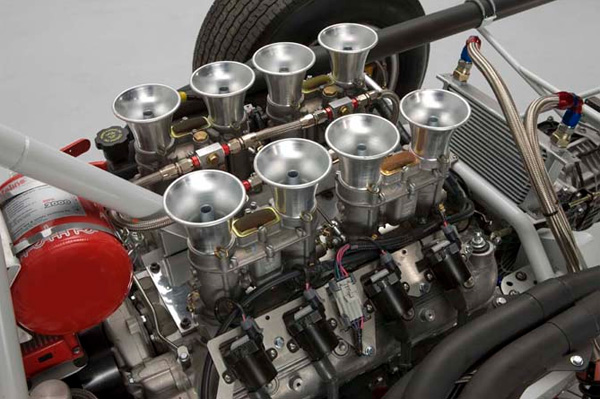 learn how to build a car engine