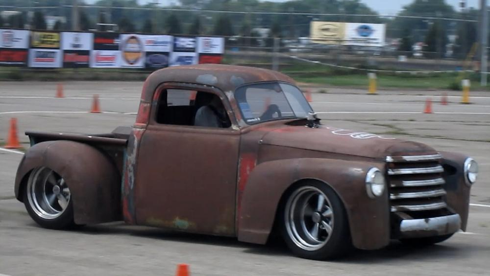 47 Chevy AutoX Truck – Build Threads
