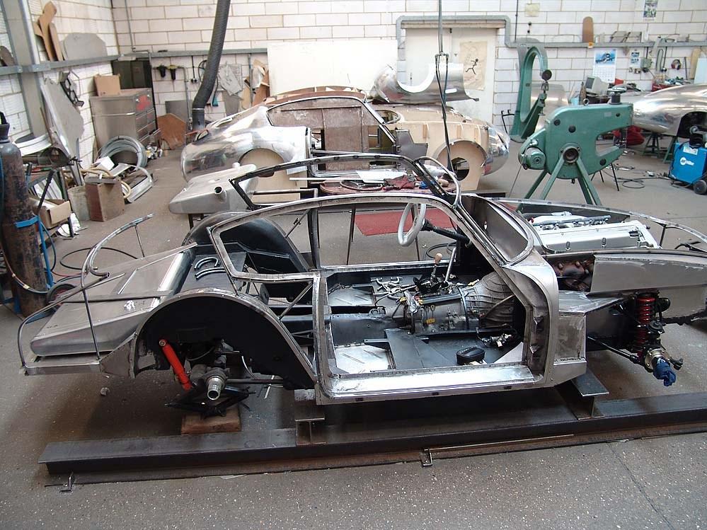 1960 Aston Martin Db4gt Zagato Build Threads