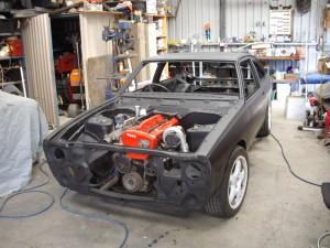LX GTR