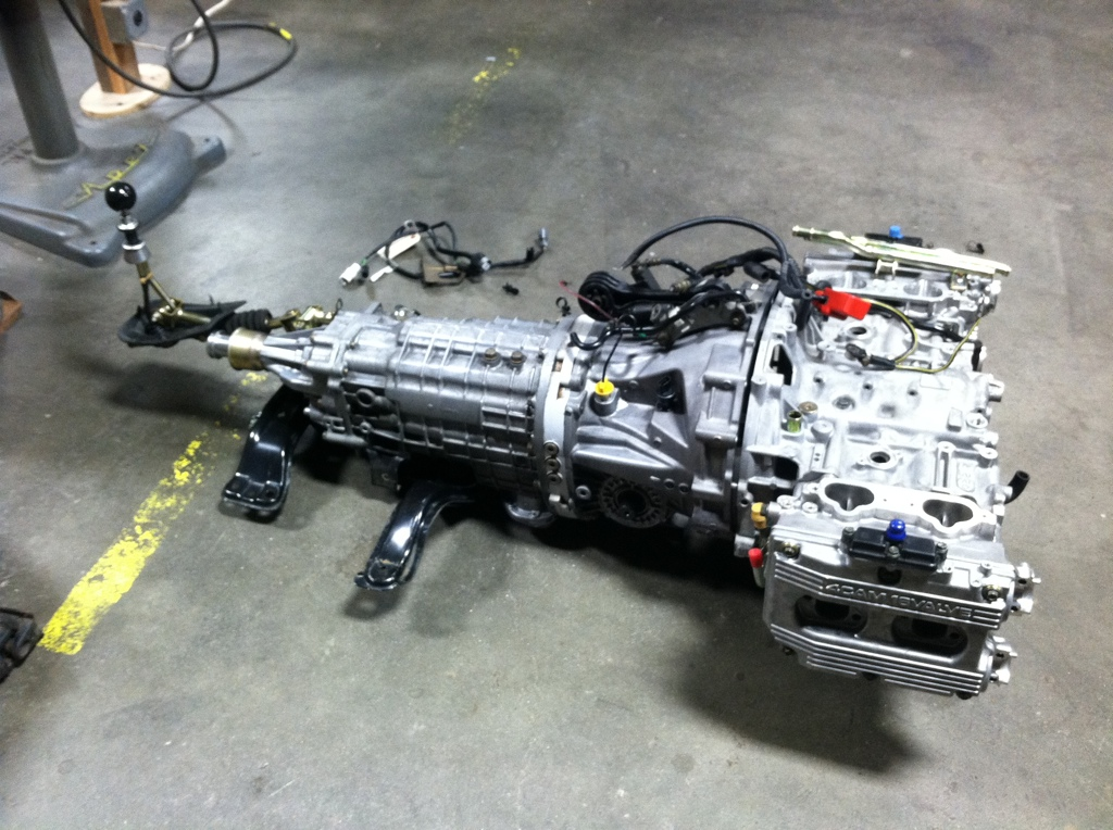 91 Subaru Legacy Rs Type Ra Build Threads