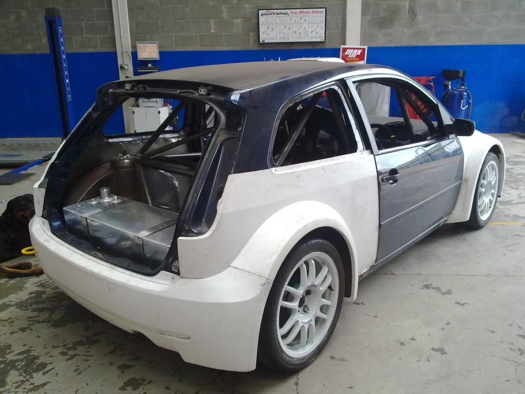 Ford Fiesta All Wheel Drive Conversion