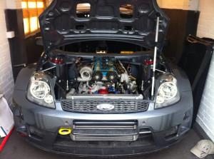 JWRC Fiesta