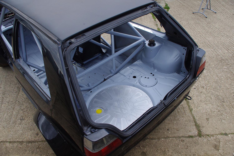 MATTHEW MCCONACHIE MK2 GOLF 650hp 4WD GOLF RACECAR BUILD - LEWIS BUILT 2014 (22)