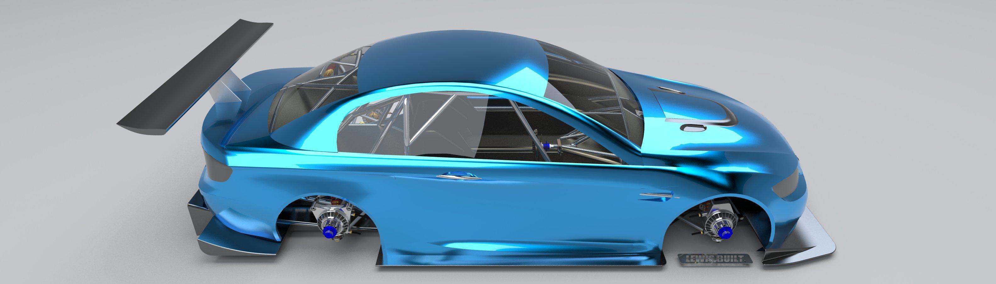 Exclusive Look Peasnell Racing Designs Build Threads