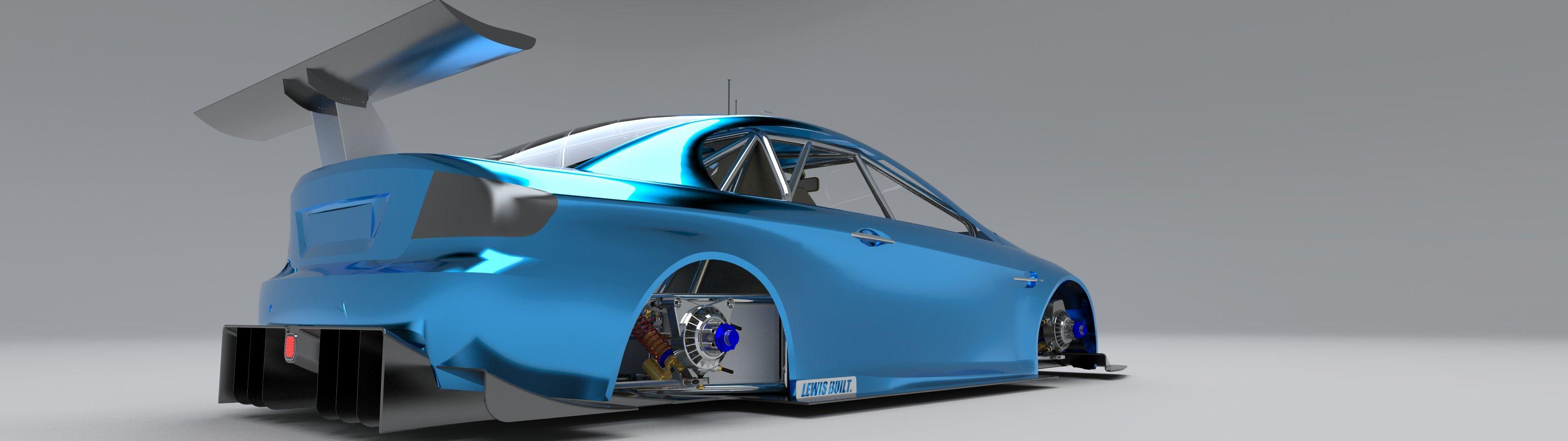 PEASNELL RACING DESIGN _ CONCEPT SKETCH _BMW_RACECAR (3)