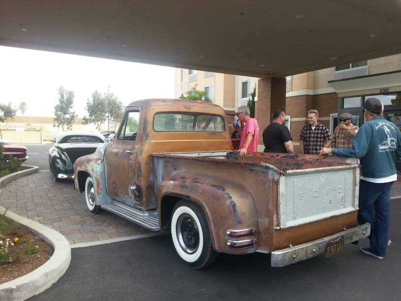 Hot Rod Archeology 1955 Ford Pickup Build