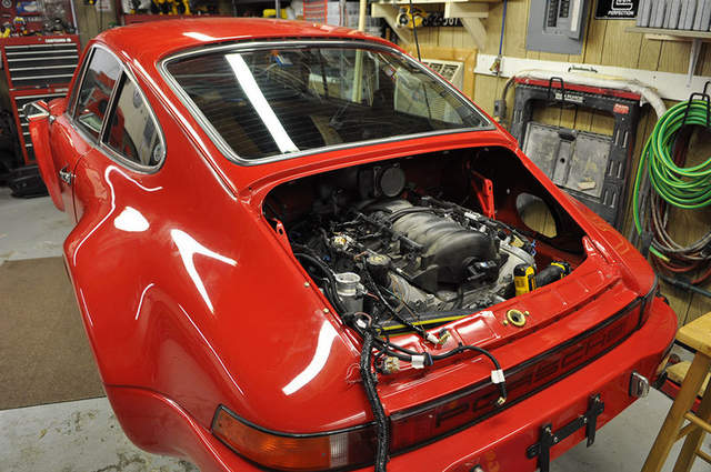 Build Your Own Subaru >> Porsche 911 V8 RSR – Build Threads