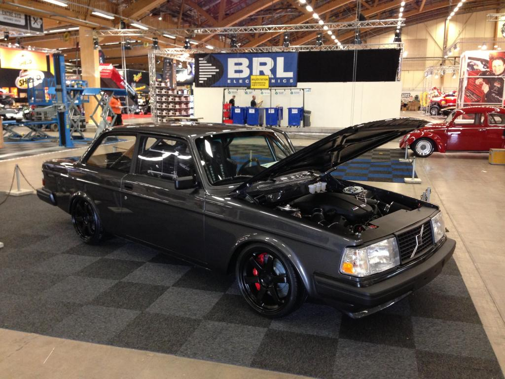 volvo 242 with bmw v10 power build threads build threads