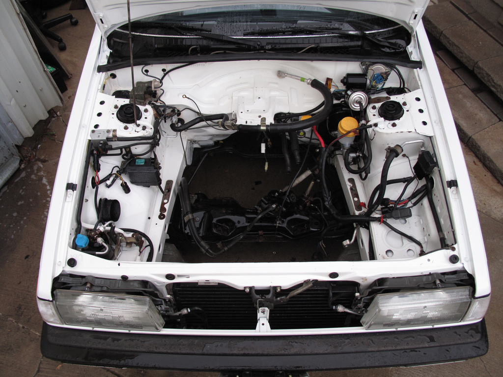 Subaru Leone EJ22T AWD – Build Threads