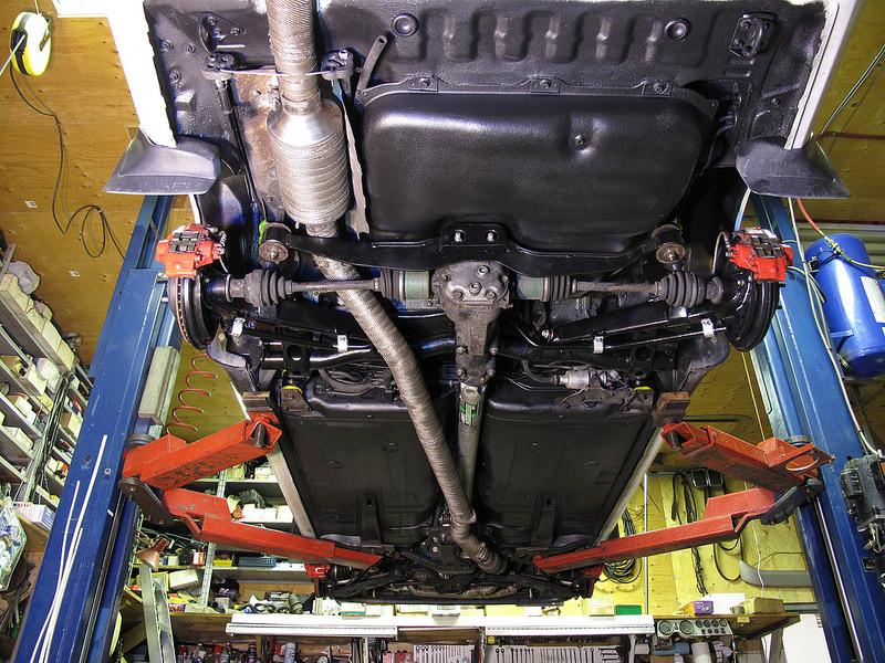 A Crivelli Subaru >> Subaru Leone EJ22T AWD - build-threads.com