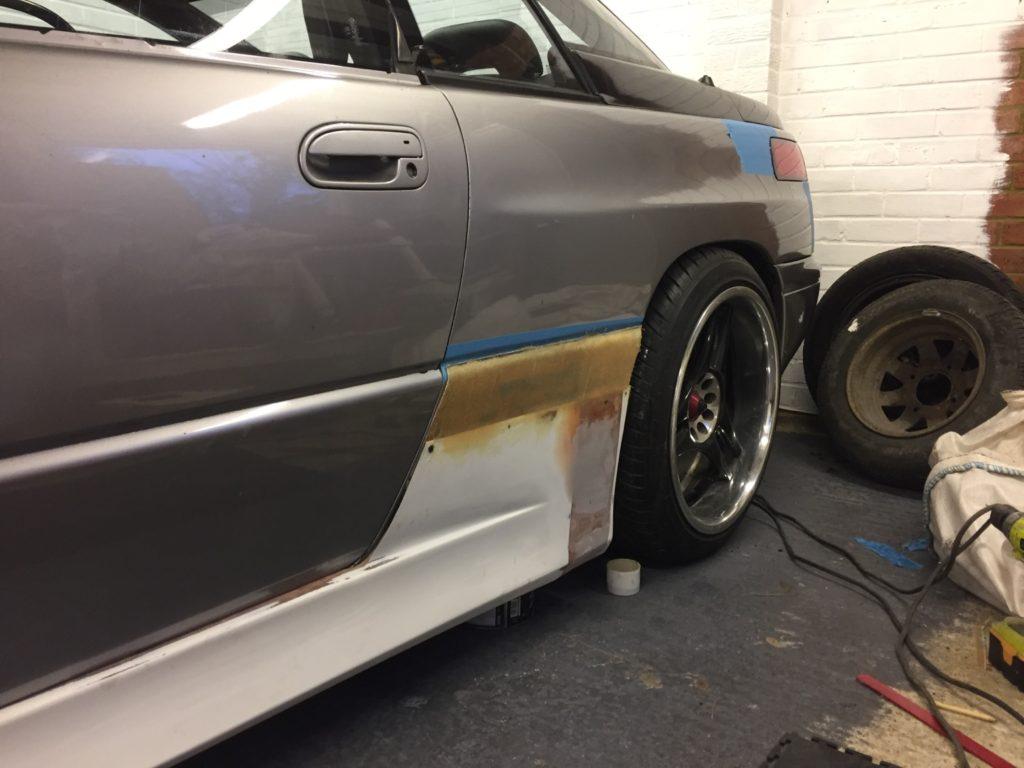 Subaru Brumby Brat Svx Build Threads Com